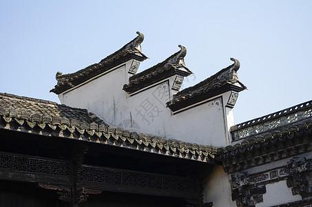 明清故居,中国古建筑,东方图片
