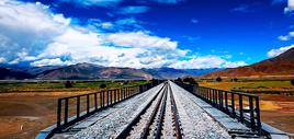 西藏天路图片
