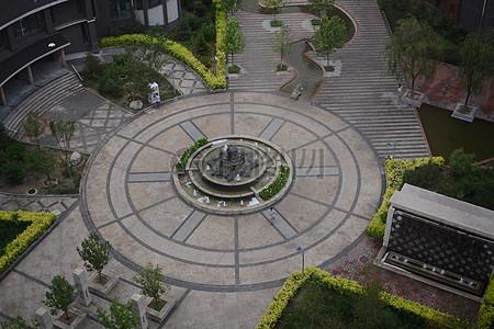 广场中心图片