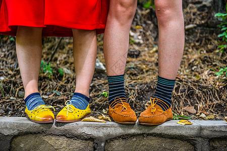 时尚袜子图片