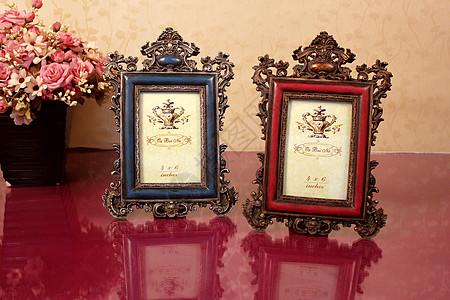 相框 欧式 宫廷 奢华 家居装饰 软装图片