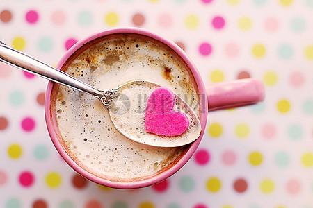 热巧克力杯图片