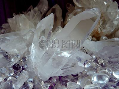 白水晶图片