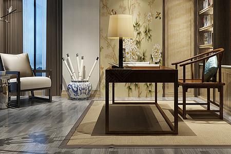 新中式家具生活体验馆图片