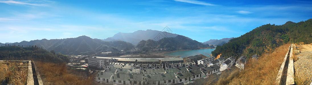 千岛湖新农村自然风光图片