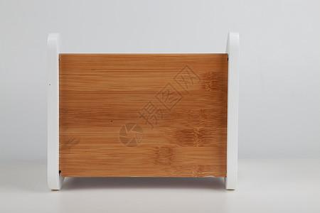 现代感钢琴烤漆收纳盒笔筒图片