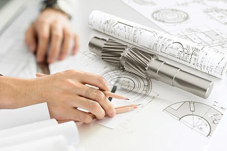 产品研发设计图纸图片