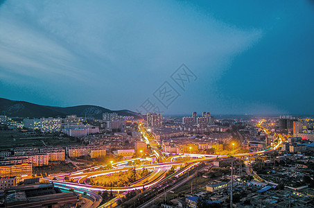 淮北—东岗楼立交桥图片