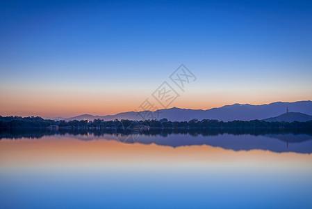 静·颐和园昆明湖图片