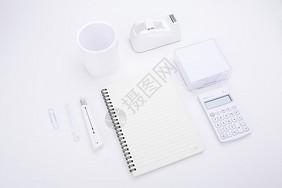 办公用品文具桌面创意造型图片