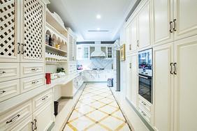 家居风格厨房图片