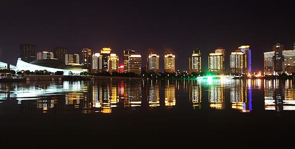 夜景 城市图片