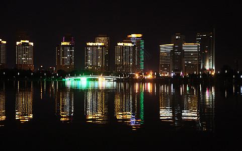 城市 夜景图片