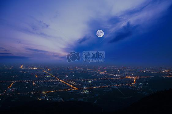 中秋·京城图片