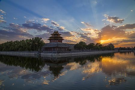 火烧云·紫禁城图片
