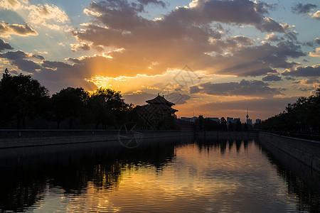 火烧云·故宫图片