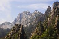 黄山 云海 山峰图片