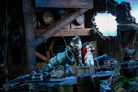 加勒比海盗图片