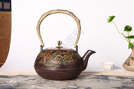 产品拍摄-茶壶图片