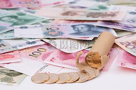 商业金融人民币图片