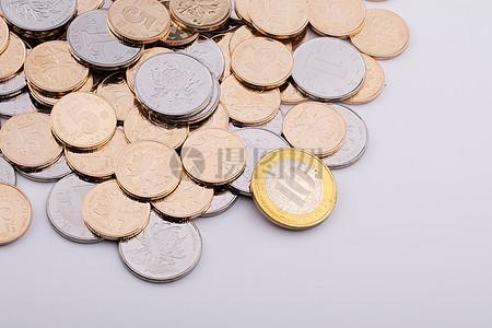商业金融硬币纪念币图片