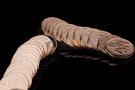 商业金融硬币图片