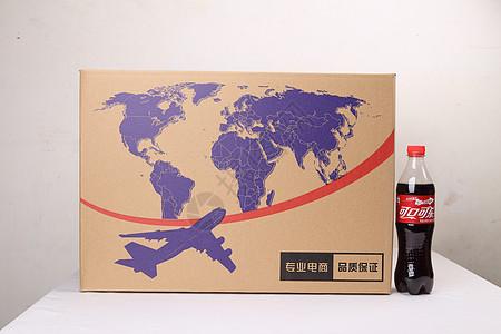 产品拍摄-瓦楞纸箱图片