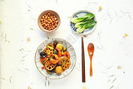 麻辣香锅图片