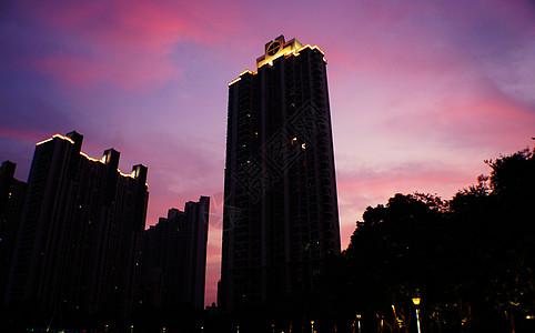 彩云大楼图片