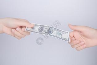 团队美元商业交易图片