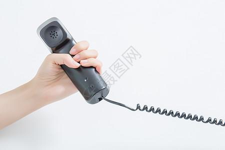 手持电话听筒图片