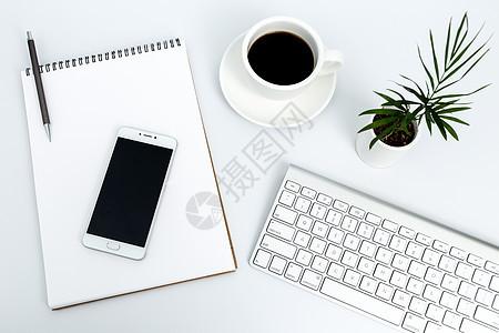 创意学习办公会议桌面摆拍图片