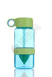 绿蓝水杯图片