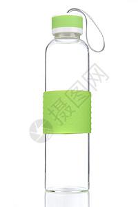 绿色玻璃杯图片