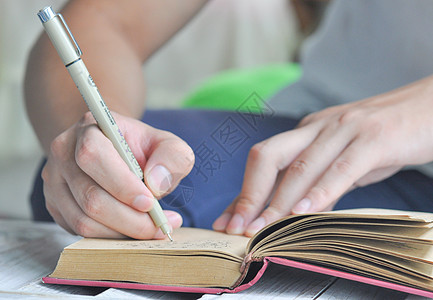 手写字图片