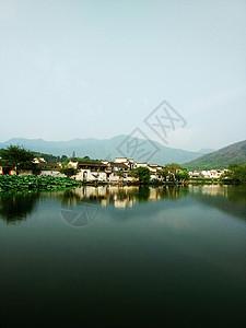 安徽黄山宏村风光图片