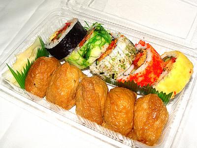 綜合壽司图片