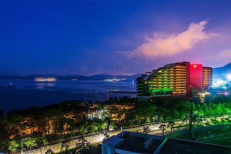 深圳大梅沙喜来登酒店图片