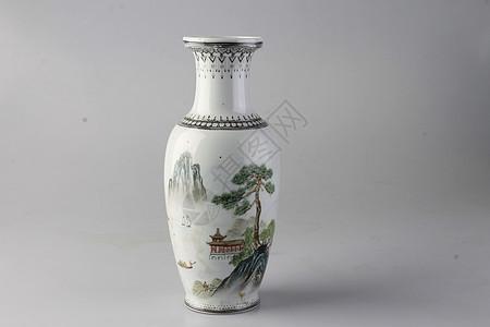 古董瓷瓶图片
