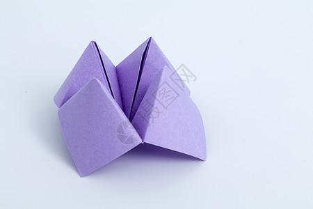 紫色东南西北手折童年图片