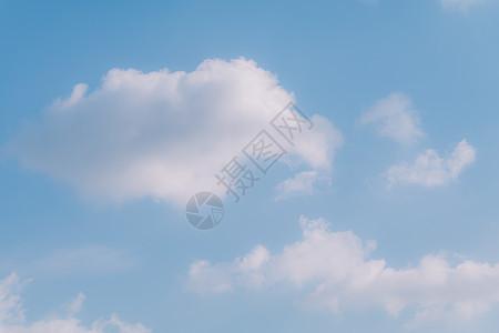 蓝天白云自然背景阳光图片