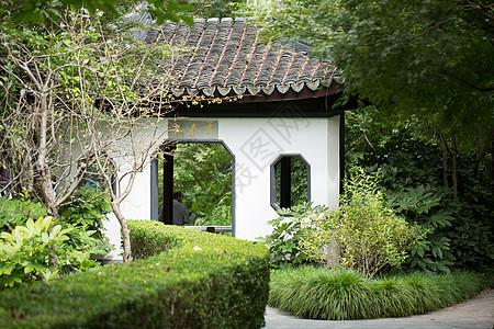 古典传统建筑凉亭图片