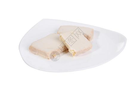 牛奶饼干图片
