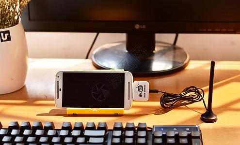 静物拍摄电子产品场景图摆拍图图片