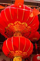 中国风红灯笼喜庆国庆图片