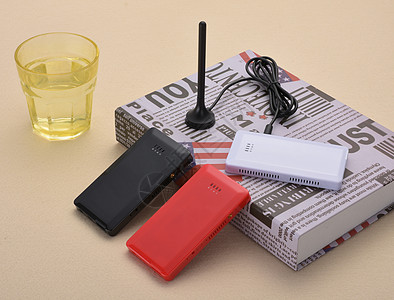 电子产品静物摆拍图片