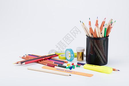 教育设计铅笔创造创意拍摄图片