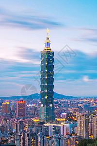 高耸的大楼图片