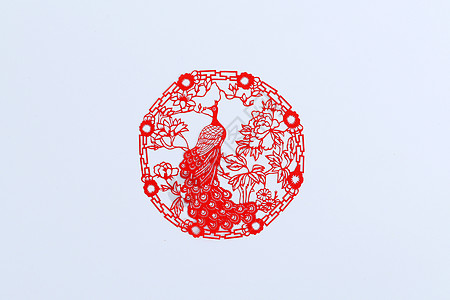 中国剪纸工艺品图片