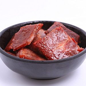 牛肉干图片